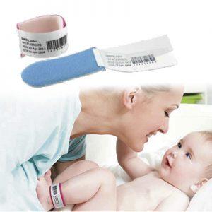 brazalete identificativo neonatal