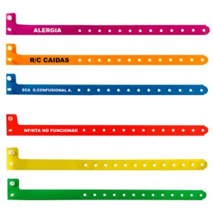 pulseras narrow