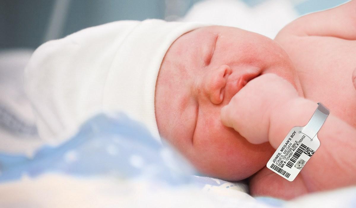 Mejora identificación recien nacido