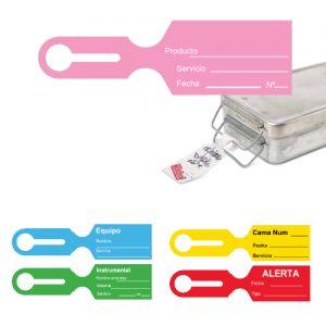 Etiquetas identificacion contenedores