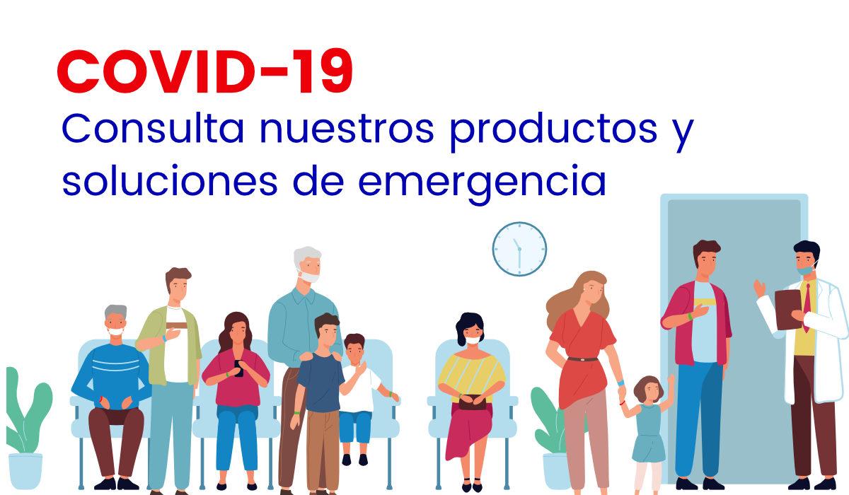 Productos emergencia COVID