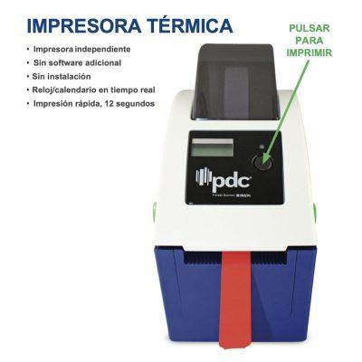 Impresora pulseras termicas